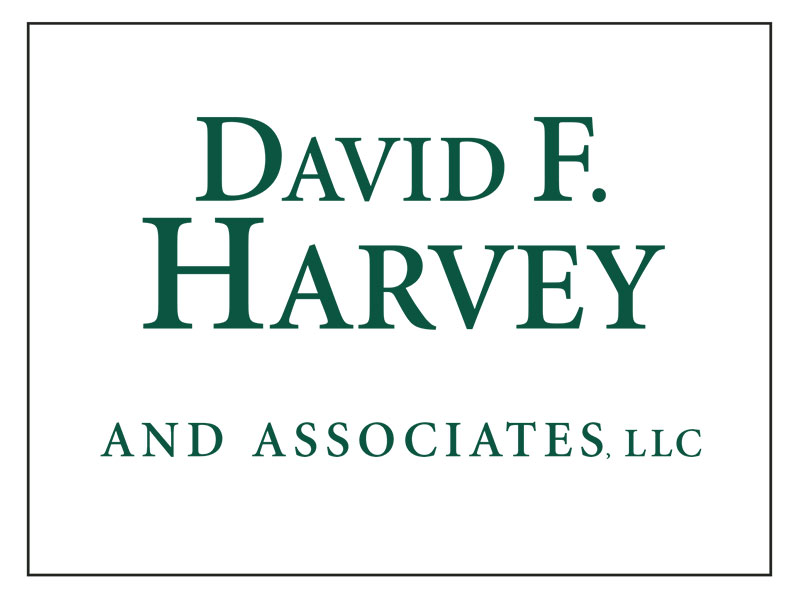 David f. Harvey Logo
